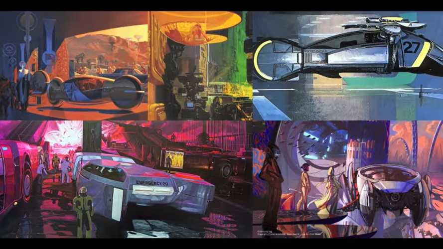 Visual Futurist, TRON Light Cycle Designer Syd Mead Dies At 86
