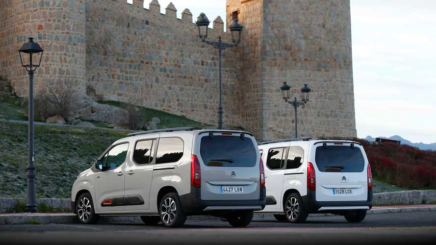 Citroën Berlingo PureTech 130 EAT8 2020