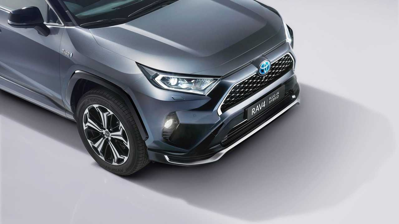 Toyota RAV4 Híbrido Enchufable 2020