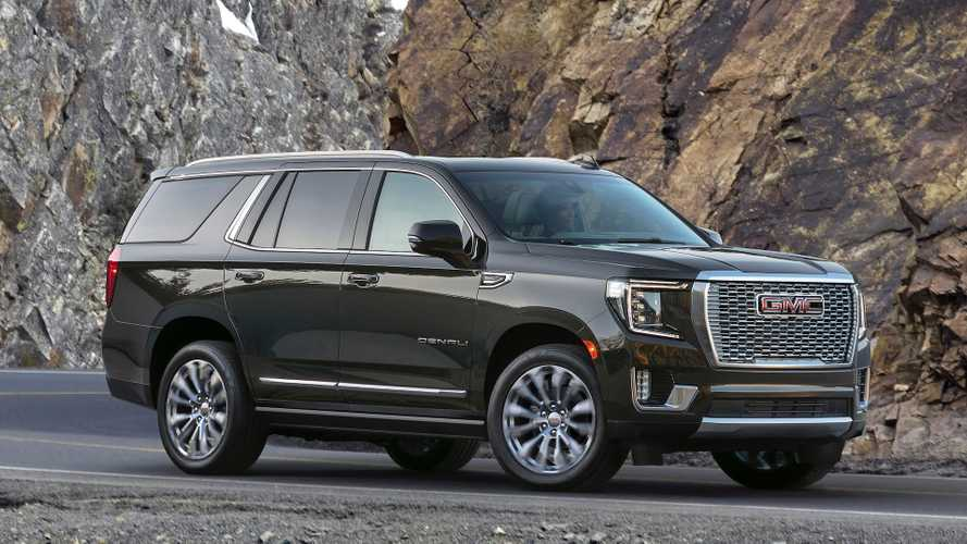 2021 GMC Yukon Expands Denali Line With Three Option Packages
