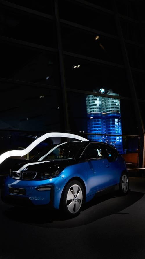 Százezredik elektromos autó - BMW