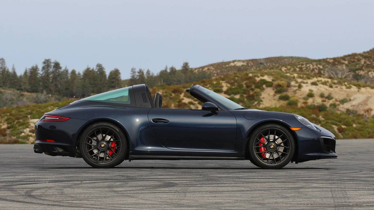 2017 Porsche 911 Targa 4 Gts Review
