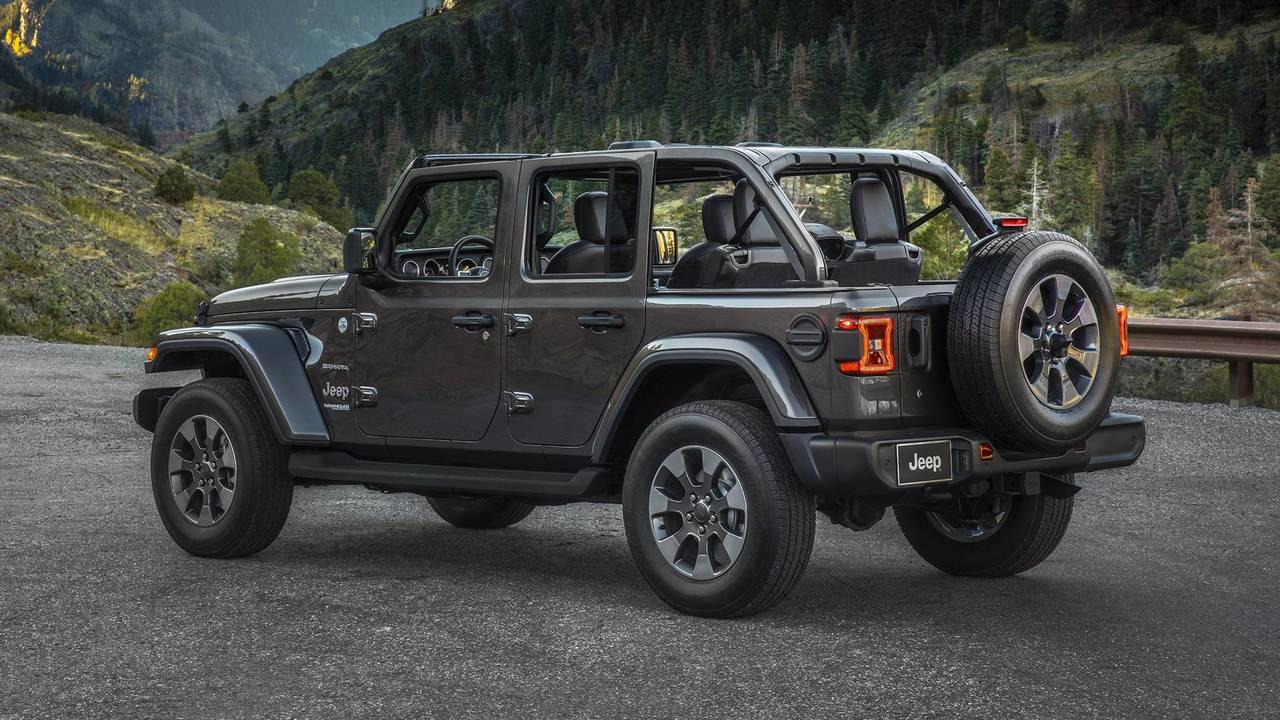 2018 Jeep Wrangler: First Drive 5 of 38 | Motor1.com Photos