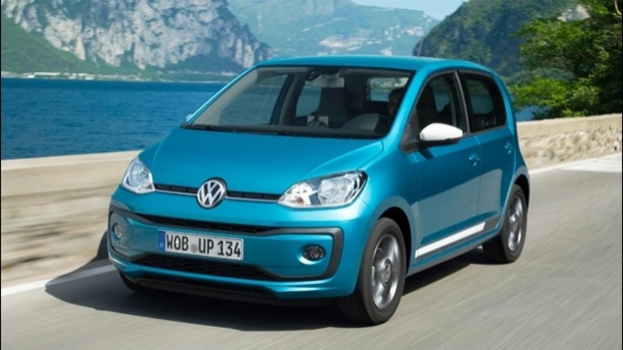 [Copertina] - Volkswagen up!, restyling hi-tech