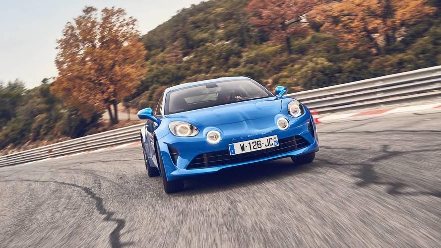 Alpine A110'un daha güçlü versiyonu 2019 Ekim'de mi geliyor?
