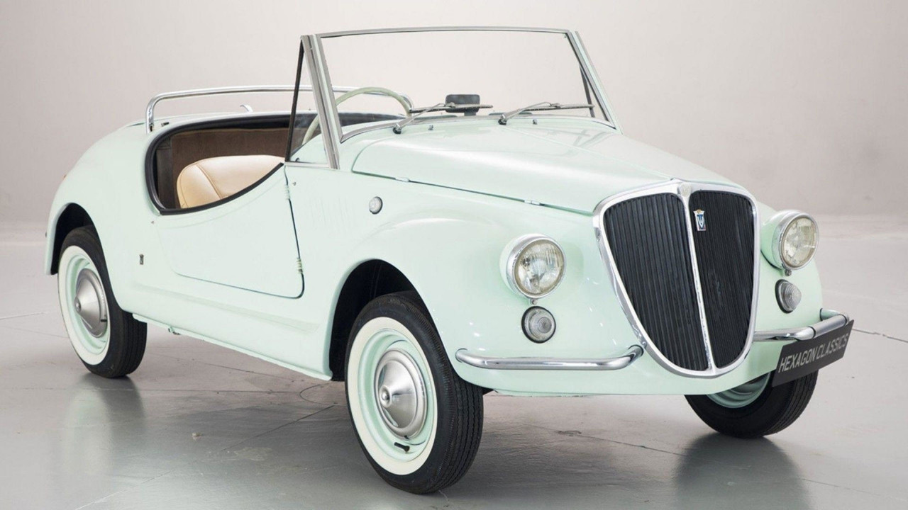 [Copertina] - Gamine By Vignale, la Fiat 500 da 44.000 euro