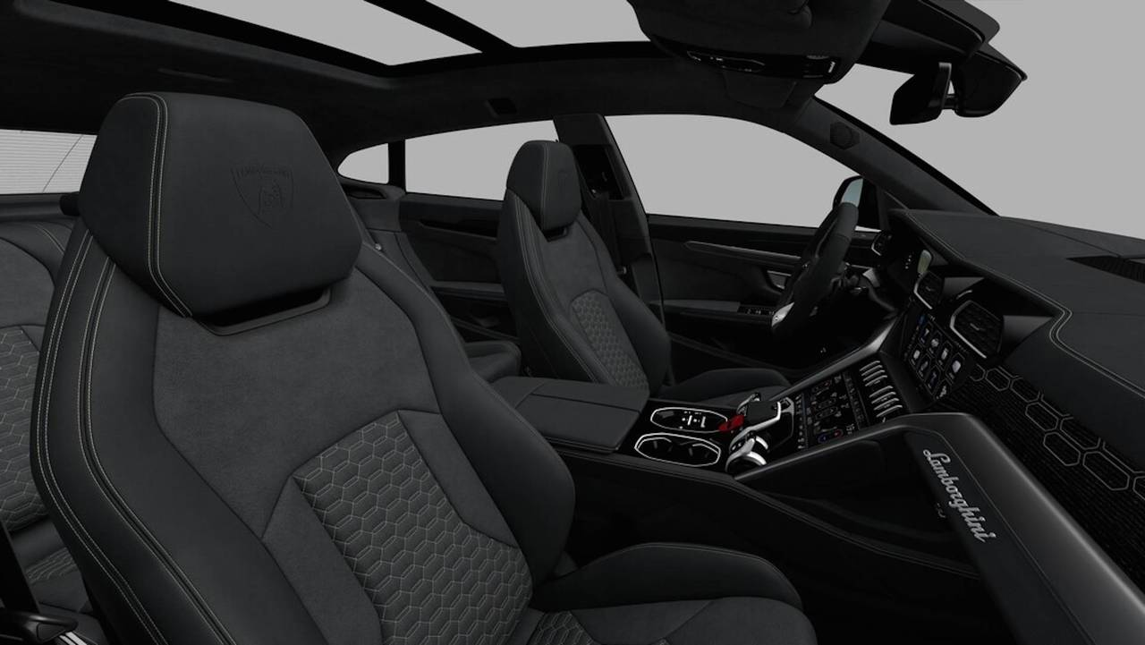 How Would You Configure Your Lamborghini Urus?