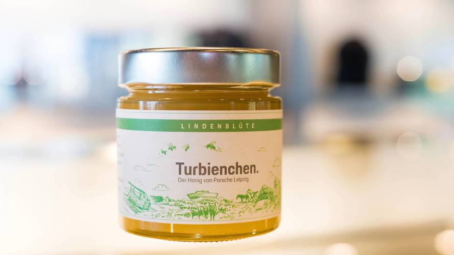 Porsche branches out into honey production
