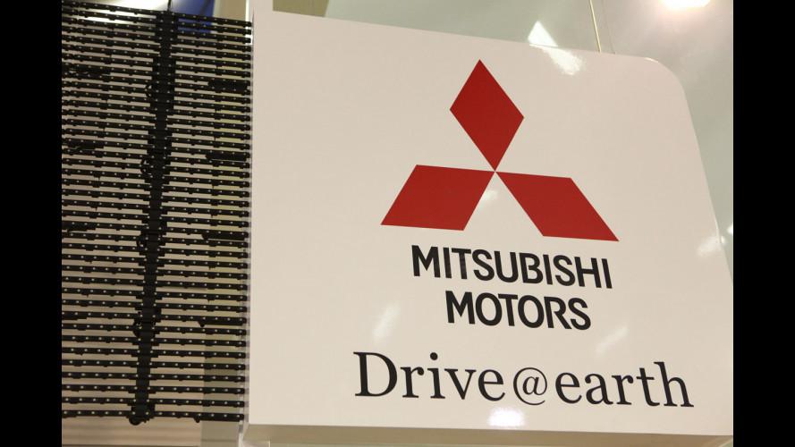 Mitsubishi al Motor Show 2010
