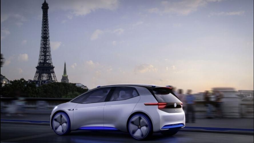 Francia, dal 2040 si venderanno solo automobili elettriche