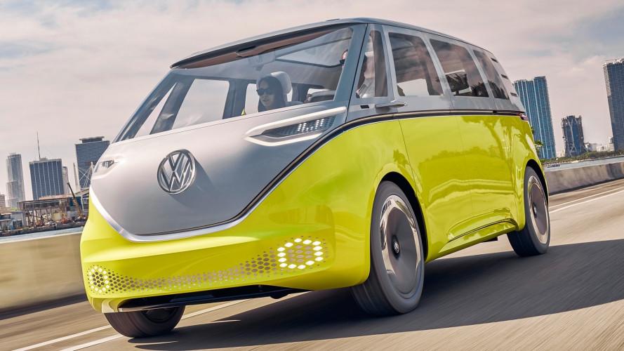 Volkswagen ID Buzz, su strada nel 2022