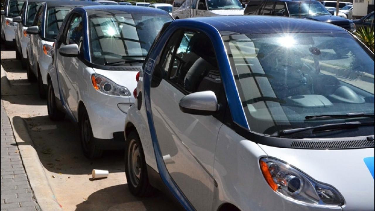 [Copertina] - Car sharing aziendale, ecco come funziona