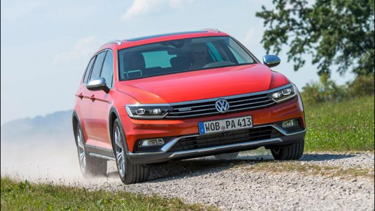 [Copertina] - Volkswagen Passat Altrack, fuoristrada per tutta la famiglia