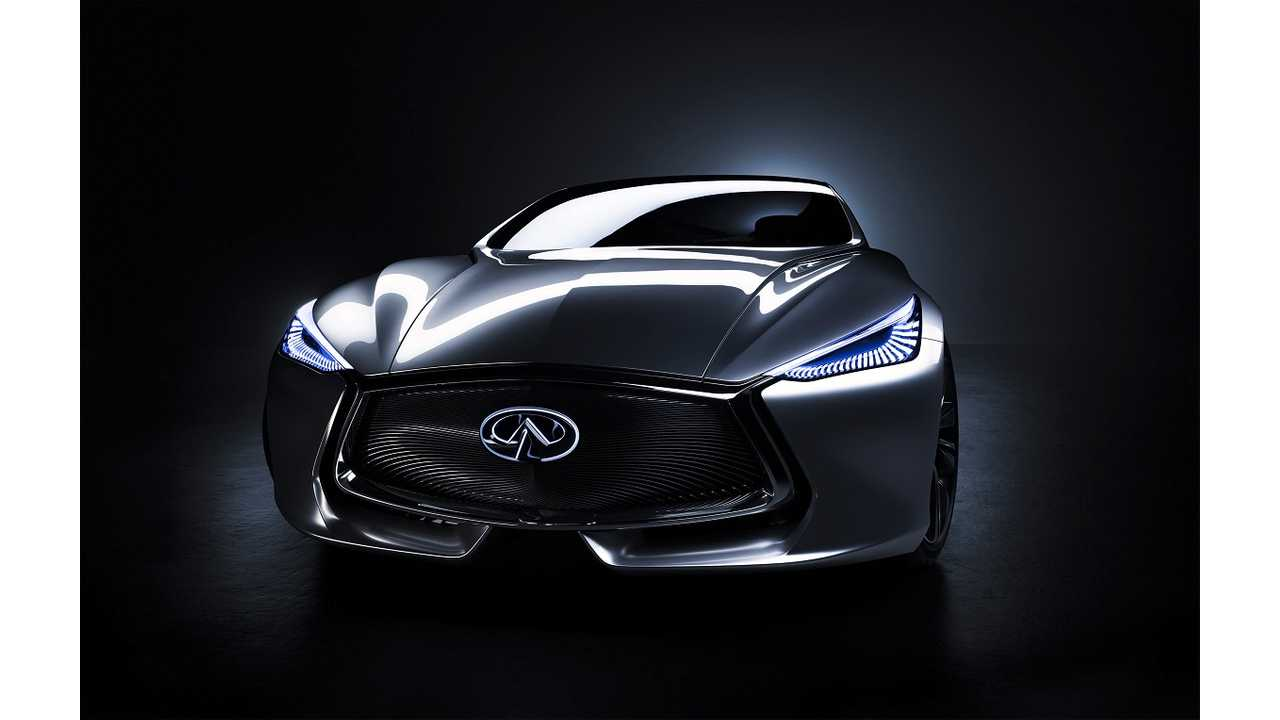 Infiniti CEO: Nissan Knows EV Tech, But We Are Looking To Plug-In Hybrids Today