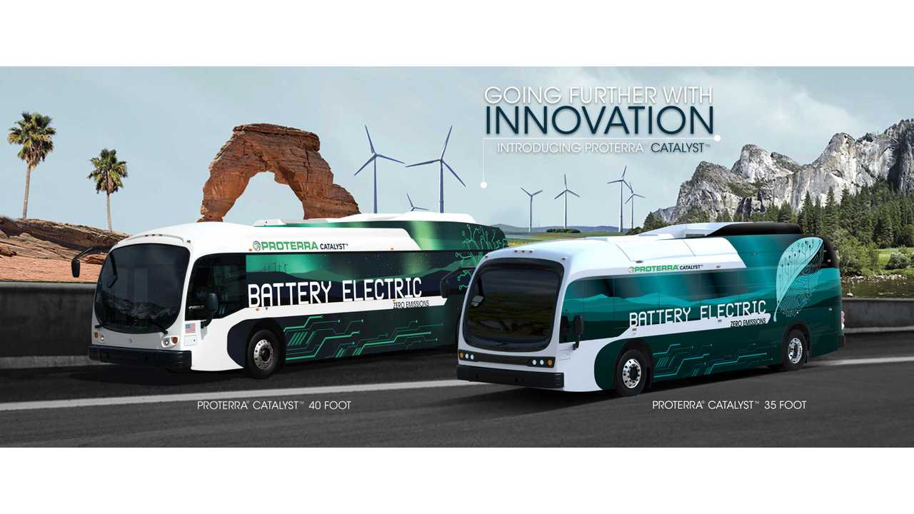 University of Montana Goes With Proterra Electric Buses