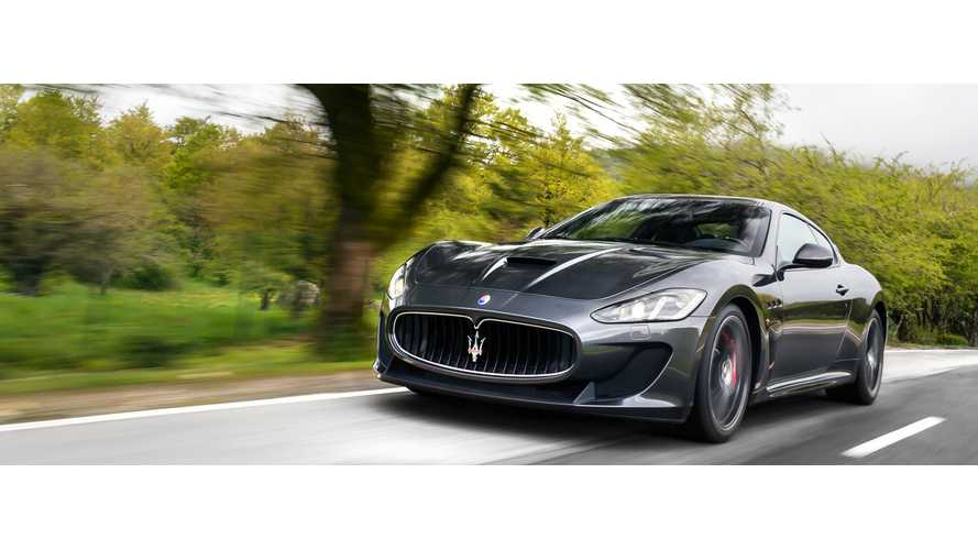 Maserati To Introduce Its First Plug-In Hybrid By 2020
