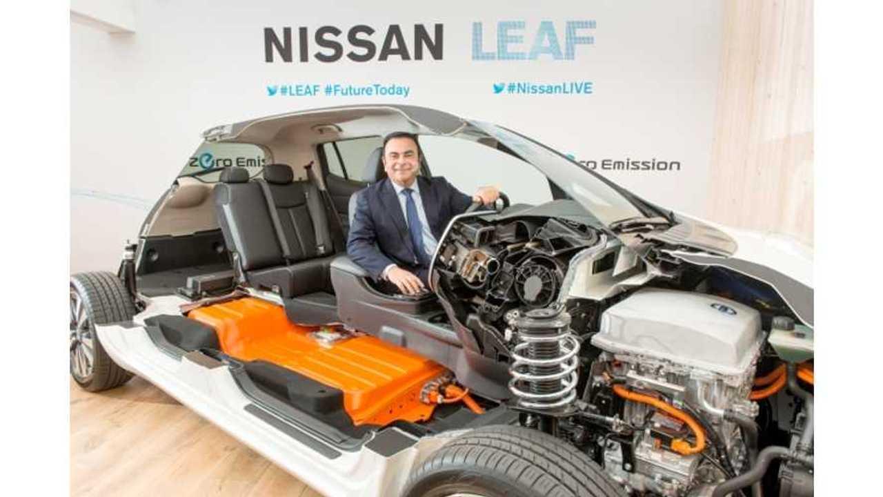 Renault-Nissan CEO Carlos Ghosn: In