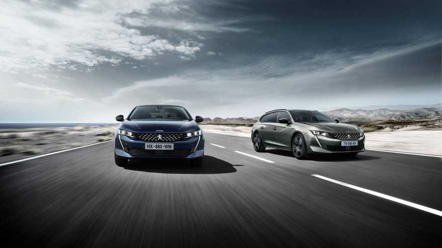 Peugeot 508 R PHEV With 350+ HP Allegedly Confirmed