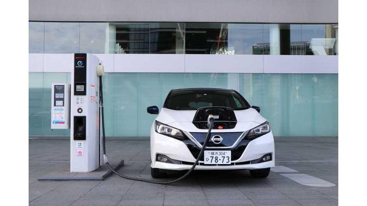 Seemingly Misleading Nissan LEAF Advertisement Gets Pulled