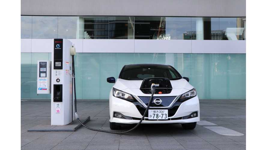 Seemingly Misleading Nissan LEAF Advertisement Gets Pulled