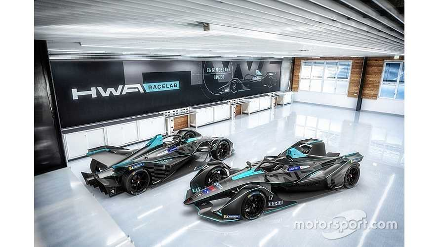 New Formula E Team HWA Announces Paffett As First Driver