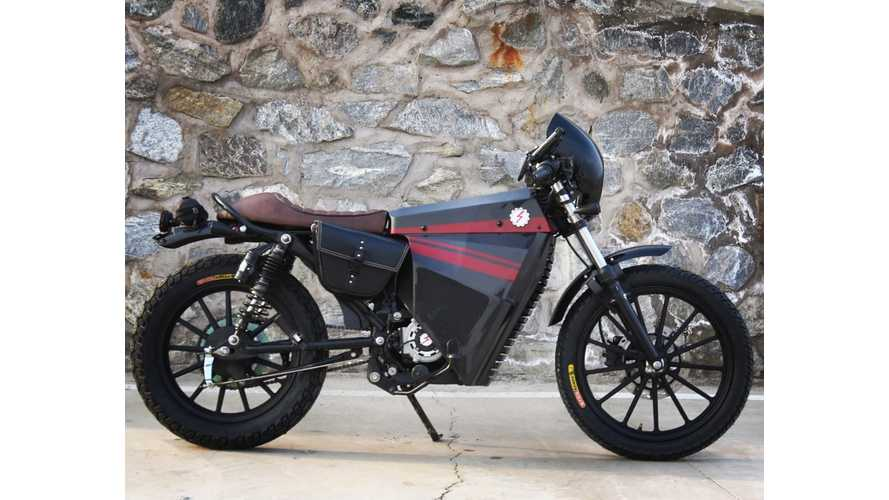 Denzel Electric Cafe Racer Is Coming To The States