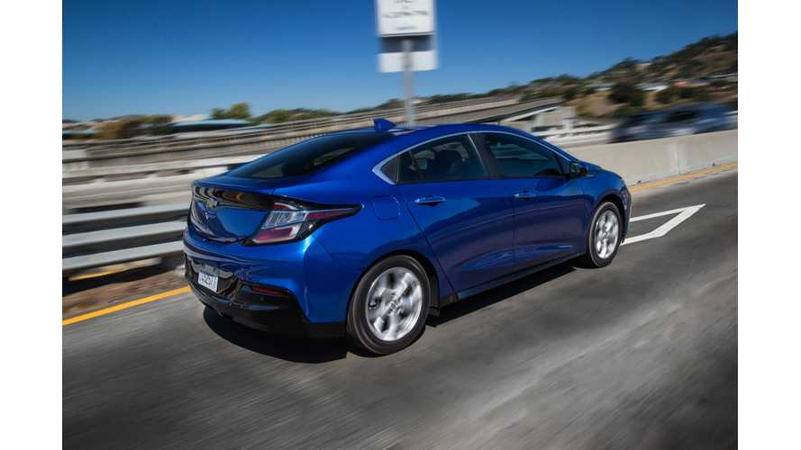 Chevy Volt and Bolt Estimates: Sales Skyrocket In November