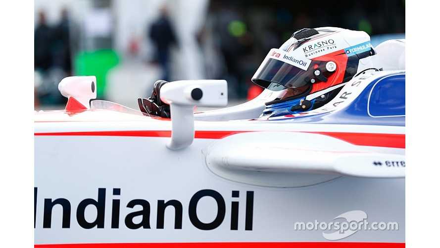 Rosenqvist Replaces Wehrlein For Mahindra For 1st Formula E Race