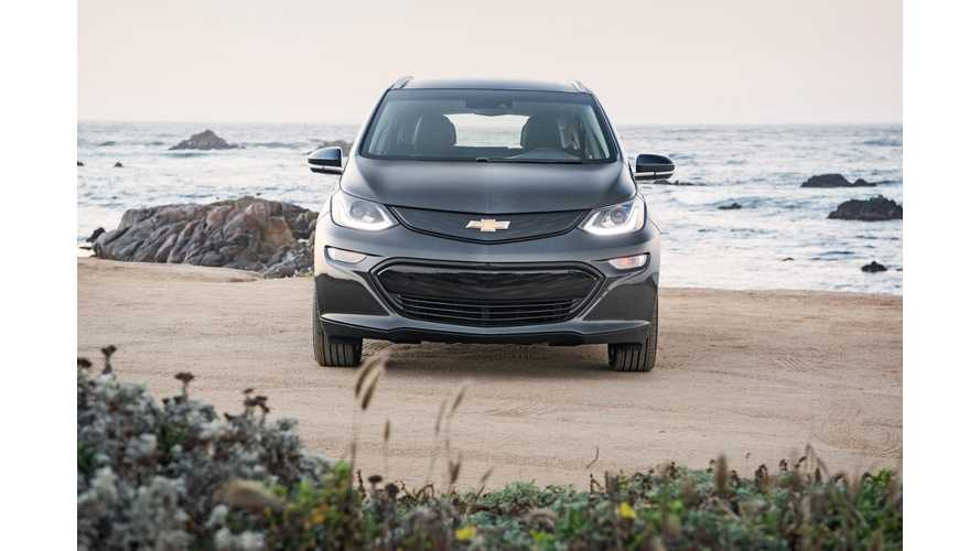 2.9% Financing Offered On Chevrolet Bolt