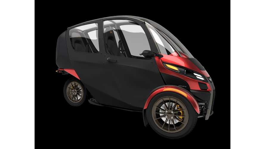 The Arcimoto SRK, A Perfect Fit For Relocalized Cities