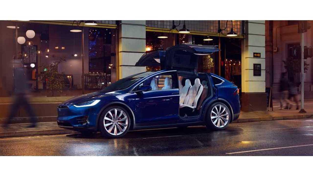 Tesla Model X Nabs Golden Steering Wheel Award For Best SUV, BMW i3 Best EV