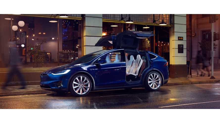 Tesla Model X Nabs Golden Steering Wheel Award For Best SUV, BMW i3 Best EV