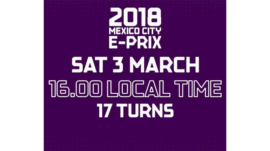 Formula E Mexico City Preview Videos
