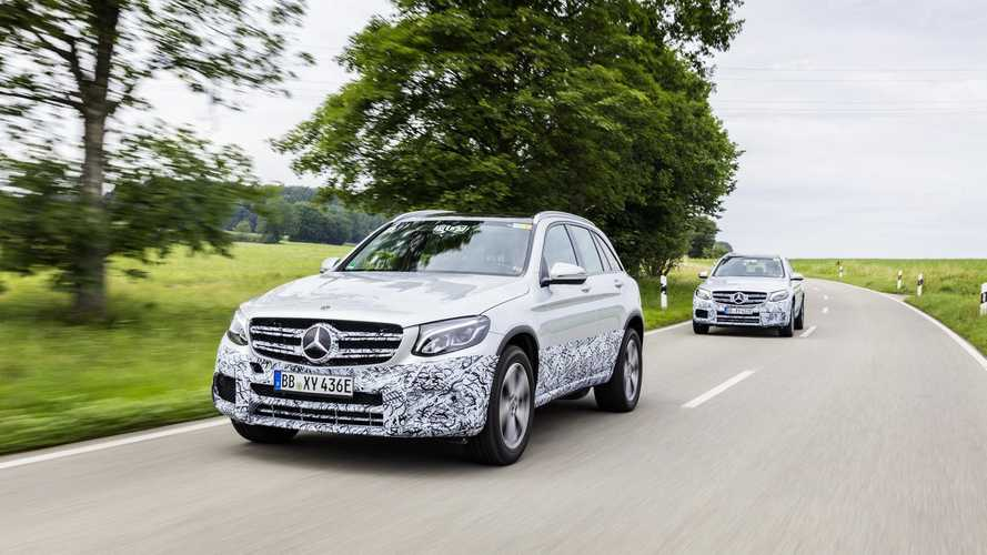 Plug-In Mercedes GLC F-Cell Previewed Ahead Of Frankfurt Debut (w/video)
