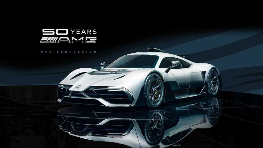Does Mercedes Project One Look Improved With An F1-Inspired Nose?
