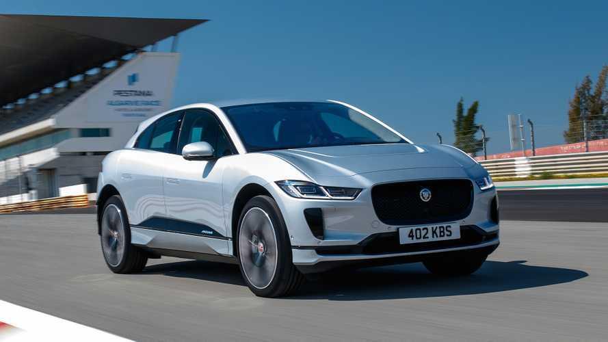 Jaguar I-Pace Deliveries Exceed 200 In Netherlands In October