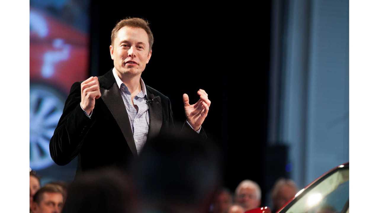 Tesla's Elon Musk Says AI Poses Vastly More Risk Than North Korea