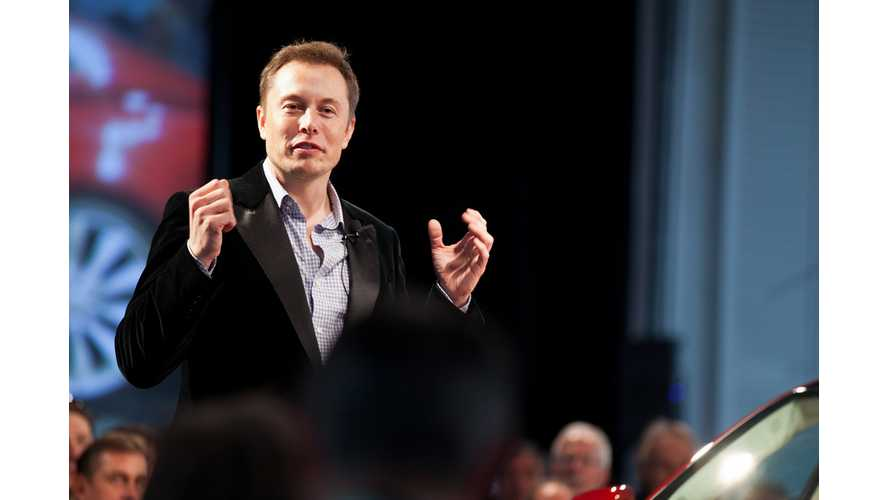 Tesla's Elon Musk Says AI Poses Vastly More Risk Than North Korea