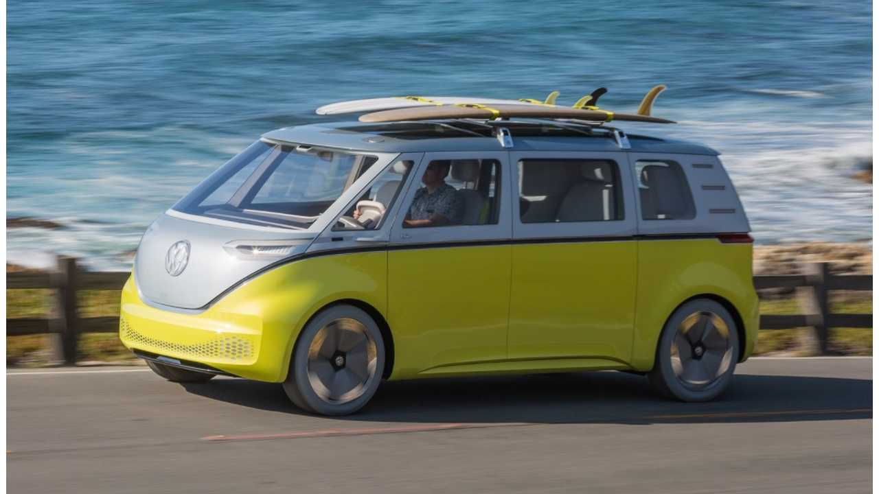 VW I.D. Buzz to become reality in 2022