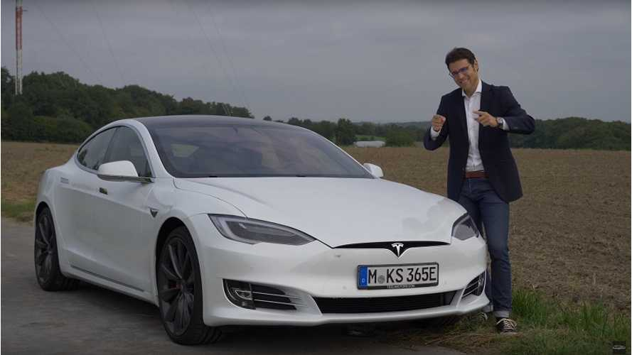 Autogefühl tests Tesla Model S P100D