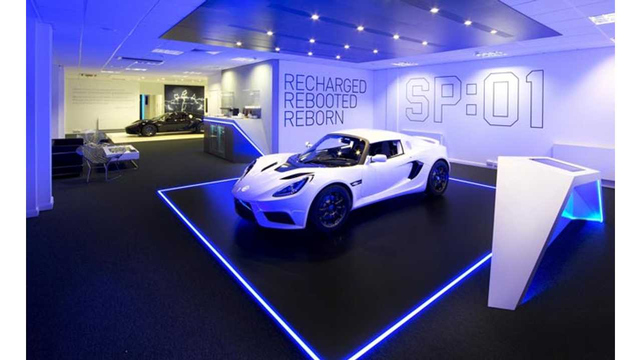 Detroit Electric Opens First Store
