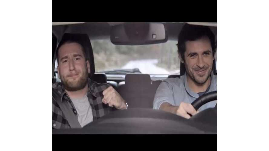 This Ford Focus Electric Commercial Is Humorous & Brilliant - Video
