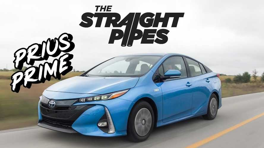 Watch Toyota Prius Prime Get Straight Piped: No, Not Literally