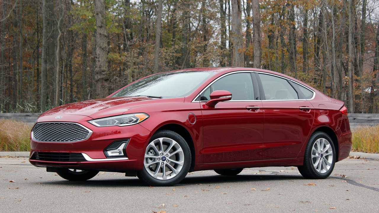 2017 Ford Fusion Review Automobile