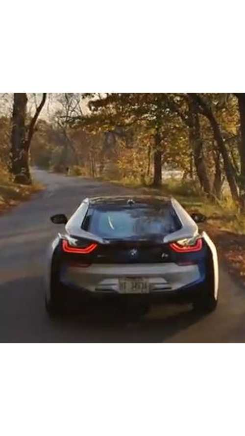 The Verge Reviews BMW i8 - Video