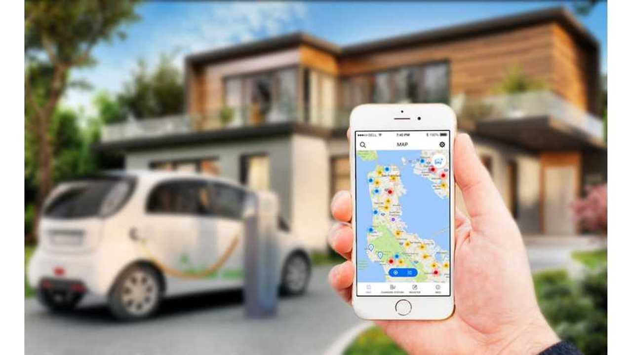 Earn Money Via Your EV Charging Station With eMotorWerks' New Peer-to-Peer App
