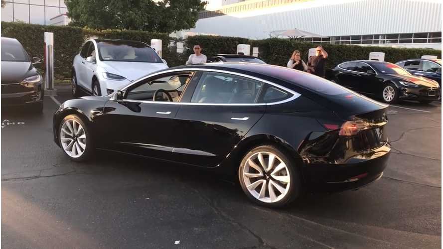 Musk Says Solar Roof On Electric Cars Just Don't Make Sense, Model 3 Won't Get One