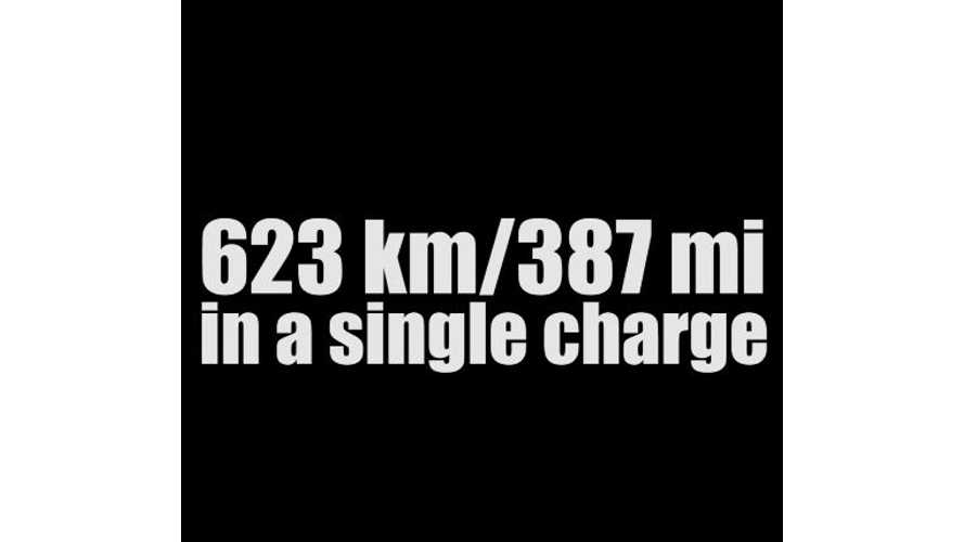 Opel Ampera-E (Bolt EV) Goes 387 Miles On Single Charge - Videos