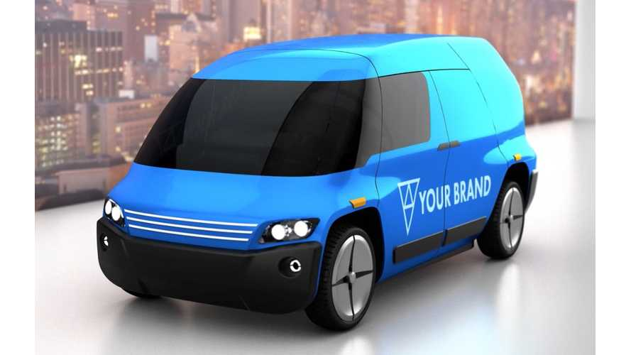 Don't Like The Back End Of Your EV?  Just Swap It Out.  Modular, Self-Driving EDIT Debuts