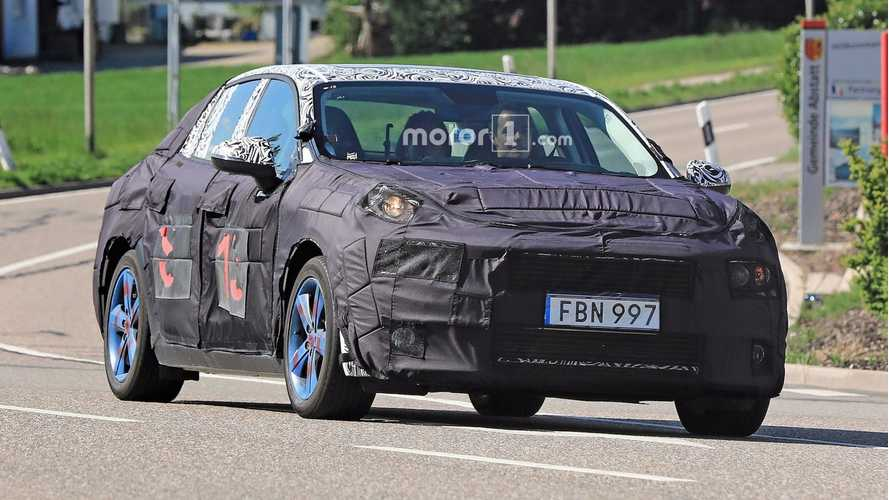 Lynk & Co 03 Sedan Spied, PHEV Version Coming